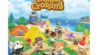 """Animal Crossing : New Horizons"" est le cinquième jeu de la franchise. (NINTENDO)"