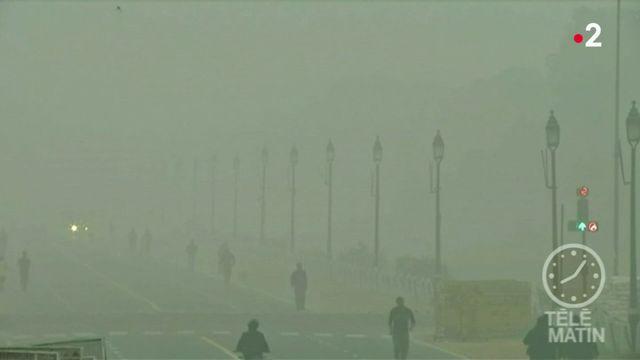 Santé : 95% de la population vit dans des zones trop polluées