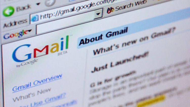 (Une liste de 5 millions de comptes Gmail a été publiée sur un forum russe par des pirates. © Daniel Acker/LANDOV/MAXPPP)