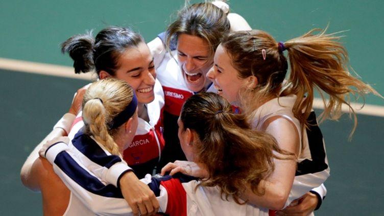 Les Françaises espèrent continuer sur leur lancée en Fed Cup, et prouver qu'elles sont bel et bien de retour au plus haut-niveau.