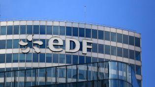 (EDF avait bénéficié d'une exonération d'impôts en 1997, une entorse à la concurrence pour la Commission européenne. L'électricien devra rendre l'argent © MaxPPP)