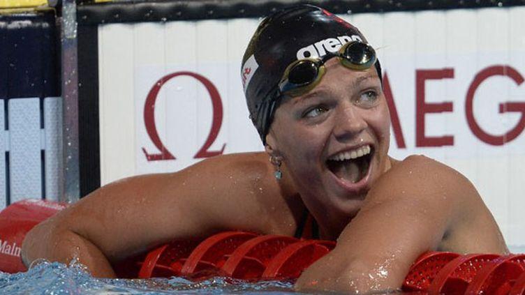 La nageuse russe Yuliya Efimova