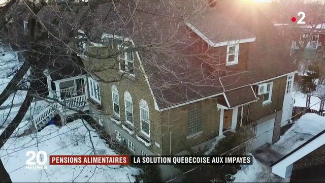 Pensions alimentaires : la solution québécoise aux impayés