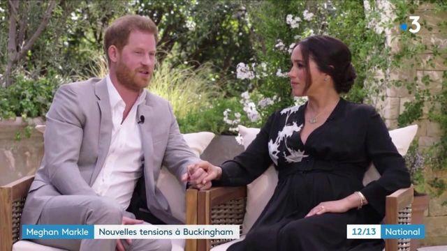 Royaume-Uni : entre Buckingham Palace et le couple Meghan et Harry, la guerre est déclarée