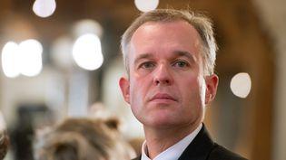 François de Rugy le 26 septembre 2013, à Angers. (ALAIN JOCARD / AFP)