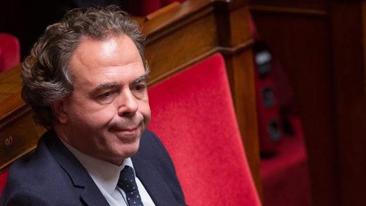 (Luc Chatel ne veut pas se retirer de la course à la présidence du conseil national LR © maxPPP)