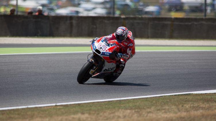 Andrea Dovizioso (Ducati) (FABIO AVERNA / NURPHOTO)
