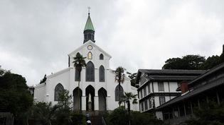 La cathédrale catholique d'Oura, à Nagasaki, aiu Japon (30 juin 2018)  (Yuji Sakaguchi / Yomiuri / The Yomiuri Shimbun / AFP)