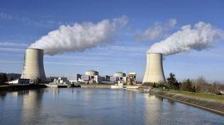 La centrale nucléaire de Golfech(Tarn-et-Garonne), le 16 mars 2015. (PASCAL PAVANI / AFP)