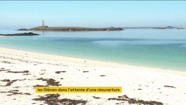 Finistère : l'archipel des Glénan dans l'attente d'une réouverture