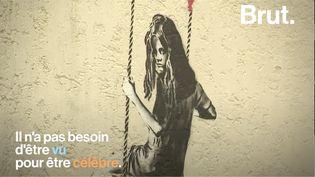 VIDEO. Aussi prisé que mystérieux… On vous raconte l'histoire de Banksy (BRUT)