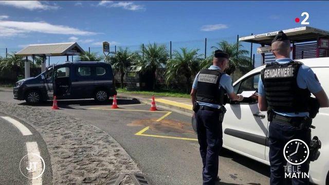 Covid-19 : l'île de La Réunion se reconfine