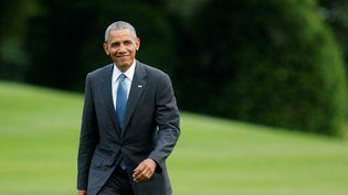 Le président américain, Barack Obama, à la Maison Blanche, à Washington, le 2 juin 2016. (JONATHAN ERNST / REUTERS)