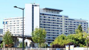 Le CHU de Bordeaux (Gironde), le 2 juillet 2011. (MAXPPP)