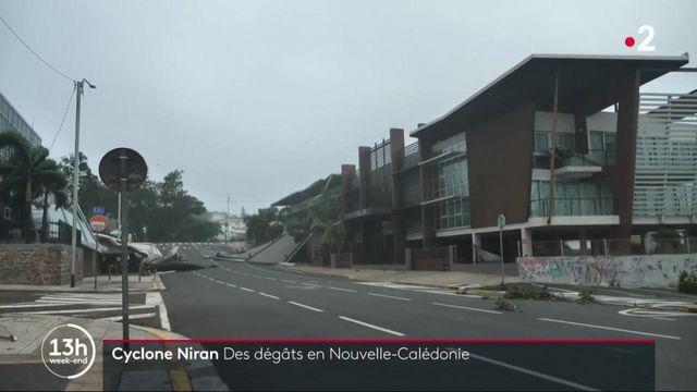 Nouvelle-Calédonie : le cyclone Niran a provoqué des dégâts