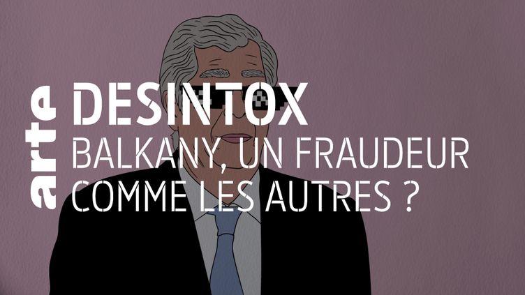 Désintox. Les curieux chiffres de la fraude d'Eric Dupond-Moretti (ARTE/LIBÉRATION/2P2L)