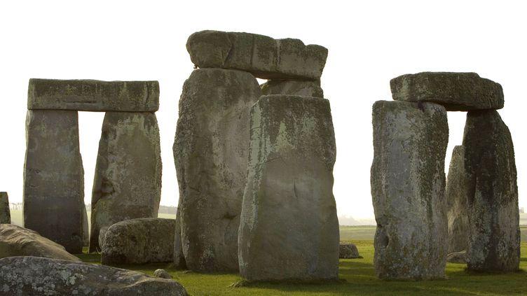 Le site de Stonehenge (Grande-Bretagne), photographié le 30 novembre 2015. (MANUEL COHEN / AFP)