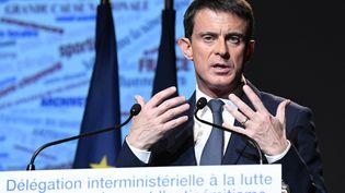 Le Premier ministre Manuel Valls, le 24 novembre 2016 à Paris. (BERTRAND GUAY / AFP)