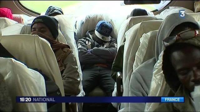 Calais : où vont être accueillis les migrants ?