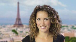 Marie-Sophie Lacarrau (NON AFFECT? / FRANCE 2)