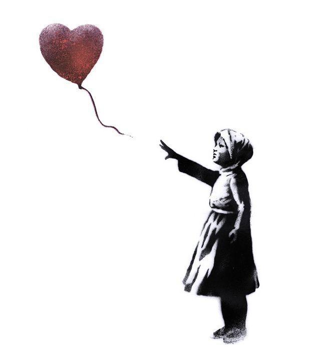 (Banksy / Site de Banksy)