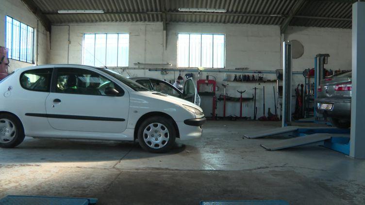 Les véhicules sont proposés au prix de 3 euros par jour. (FRANCE 3)