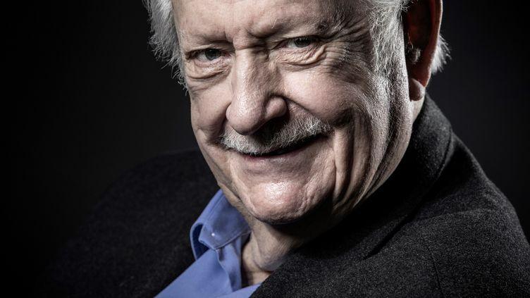 Le célèbre animateur radio et télé Pierre Bellemare est mort à 88 ans (JOEL SAGET / AFP)