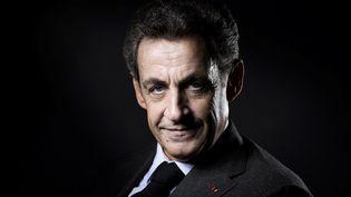 L'ancien président de la République, Nicolas Sarkozy, le 18 octobre 2016. (JOEL SAGET / AFP)