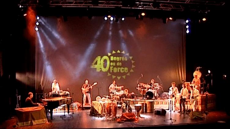 L'Orchestre des 40 batteurs et le Grand Orchestra interprètent leur création  (France Télévisions )