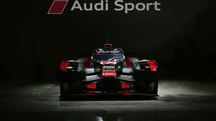 La nouvelle Audi R18 qui roulera en WEC et au Mans en 2016
