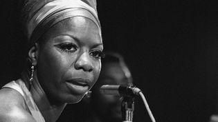 Nina Simone, 1969  (Eleonore Bakhtadze / AFP)