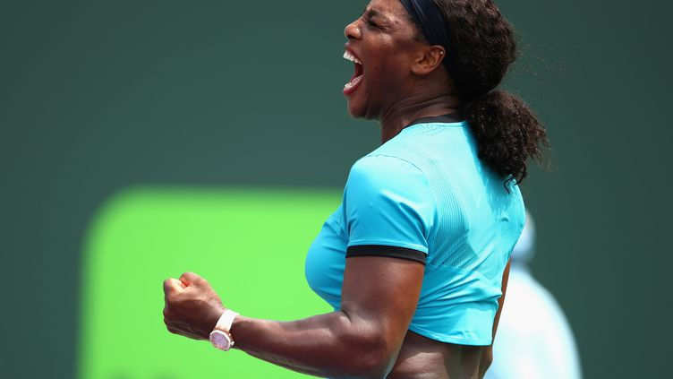 La joueuse américaine Serena Williams (CLIVE BRUNSKILL / GETTY IMAGES NORTH AMERICA)