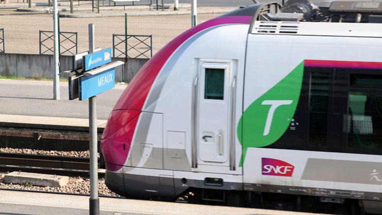 (Pour les lignes Intercités, 4 trains sur 10 sont prévus © MaxPPP)
