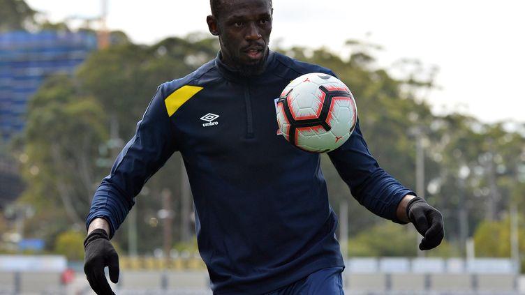 Usain Bolt (SAEED KHAN / AFP)
