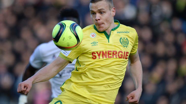 Kolbeinn Sightorsson (FC Nantes) (JEAN-SEBASTIEN EVRARD / AFP)