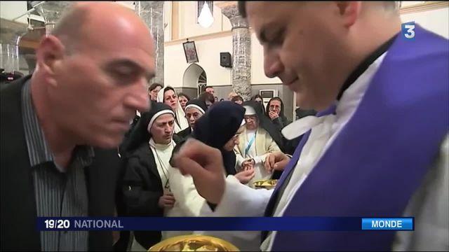 Irak : les chrétiens d'Orient en danger