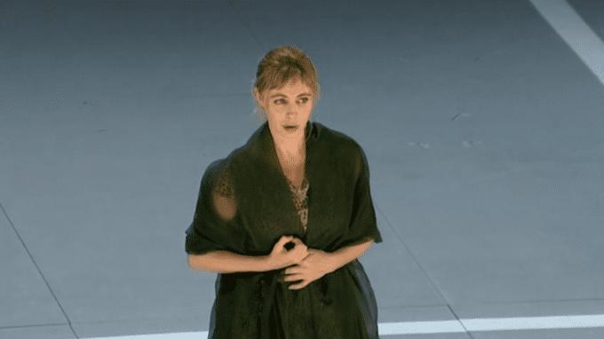 """Emmanuelle Béart dans """"Se trouver"""" de Pirandello  (France 3 - Culturebox)"""