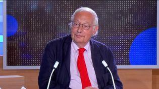 Bertrand Badie (FRANCEINFO)
