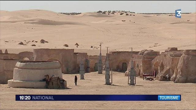 Tunisie : à Tozeur, les touristes ont fui les grandes étendues sableuses