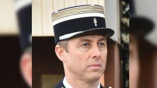 Le lieutenant-colonel Arnaud Beltrame, tué dans l'attaque terroriste de Trèbes (Aude), le 23 mars 2018. (GENDARMERIE NATIONALE)