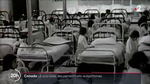 Canada : onde de choc après la découverte de 215 corps d'enfants dans une fosse commune