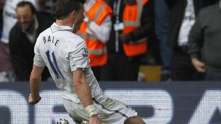 Gareth Bale, homme providentiel de Tottenham lors de la victoire face à Southampton (1-0).