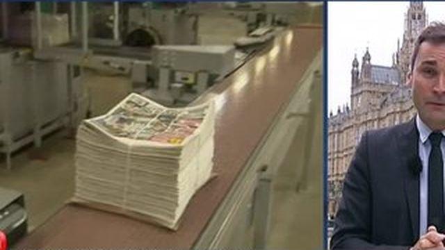 La presse à scandale, une institution au Royaume-Uni