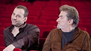 Fred Testot et Eddy Mitchell au Théâtre de Paris  (Théâtre de Paris )