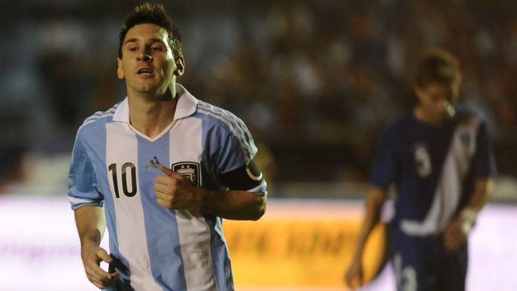 Lionel Messi (Argentine).