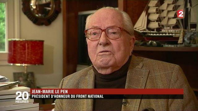 Marine Le Pen contestée dans son propre camp