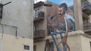 Georges Brassens, qui aurait eu 100 ans ce vendredi 22 octobre, repose aujourd'hui dans sa ville natale de Sète(Hérault)aux côtés de ses parents et de sa femme. (Capture d'écran Franceinfo)