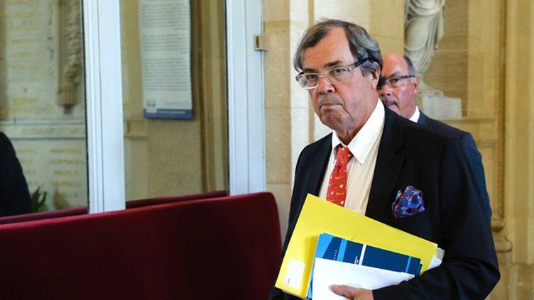 (Le député PRG Alain Tourret propose des pistes pour maîtriser les dépenses dans la fonction publique © Maxppp)