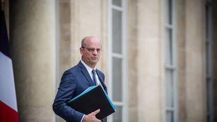 Le Ministre de l'Educationnationale de la Jeunesse et des Sports, Jean-Michel Blanquer. (ARTHUR NICHOLAS ORCHARD / AFP)