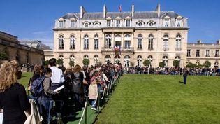 Journées du patrimoine au Palais de l'Elysée, 2008  (Bertrand Gardel  / hemis.fr / AFP)